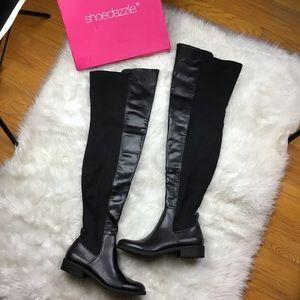 1c897e8599e9d Shoe Dazzle Over the Knee Boots for Women   Poshmark